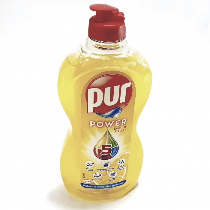 Detergent Pur Power Lemon Extra 0