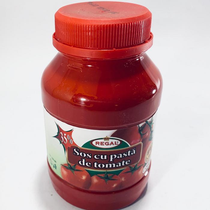 Sos cu pastă de tomate - Regal - 0