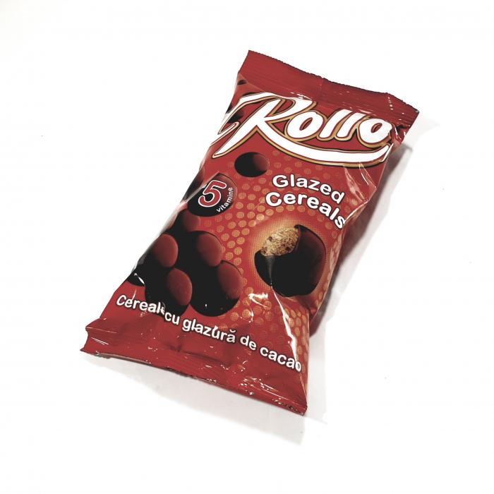 Cereale cu glazură de cacao - Rollo - 0