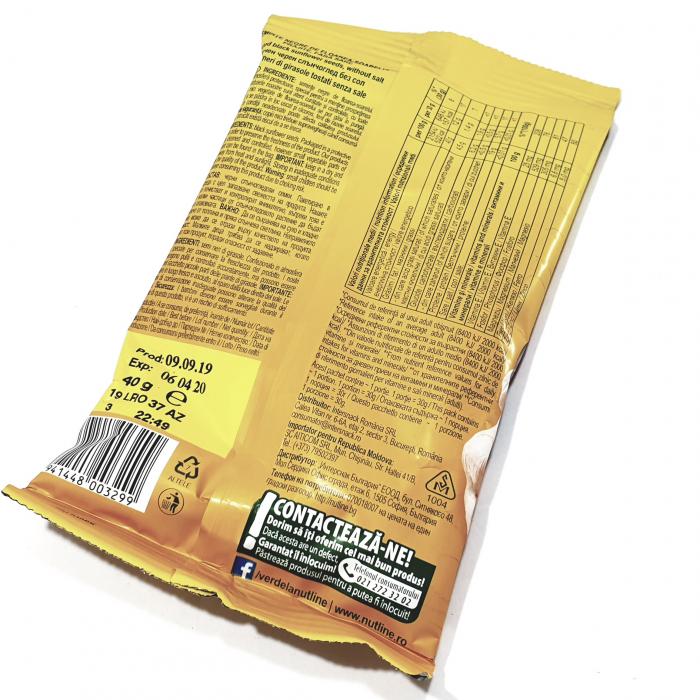 Nutline - Semințe negre fără sare - 40 g 1