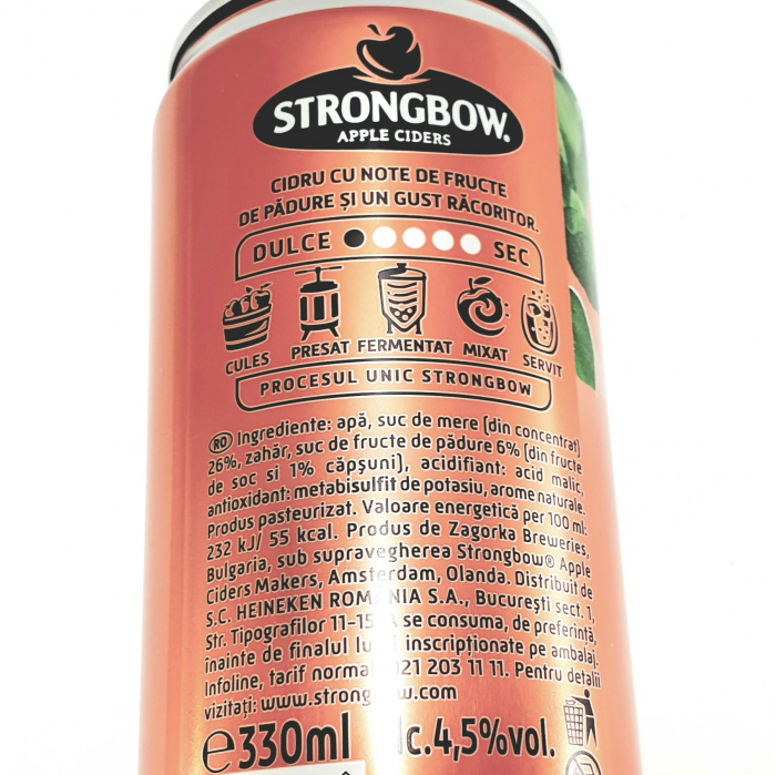 Strongbow - Red Berries - 1