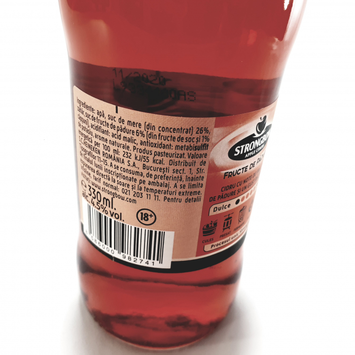 Strongbow - Red Berries - [1]