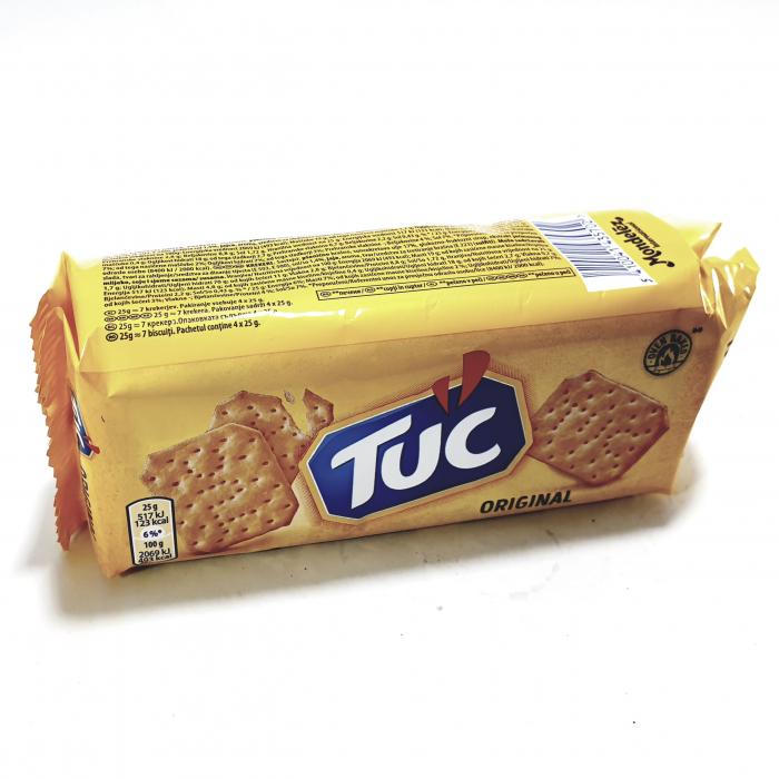 Biscuiți sărați - Tuc Original -100g 0