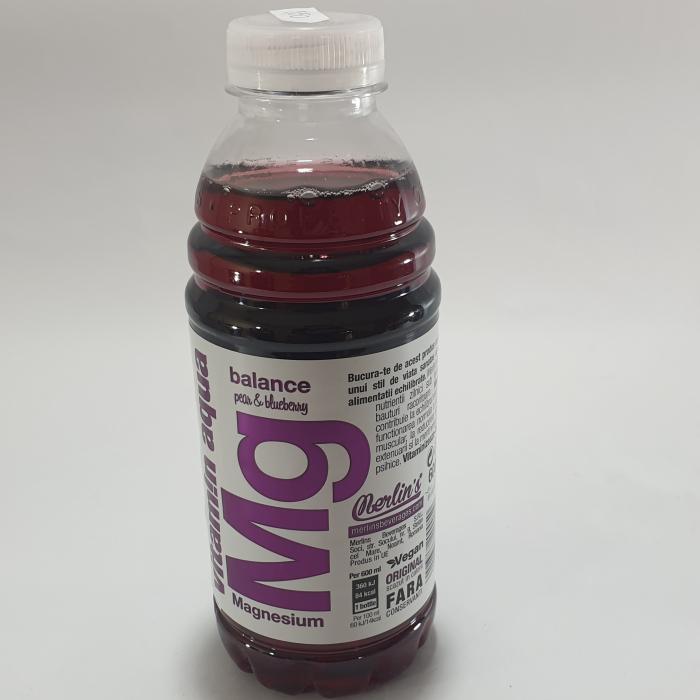 Băutură răcoritoare Vitamin Aqua Mg 0