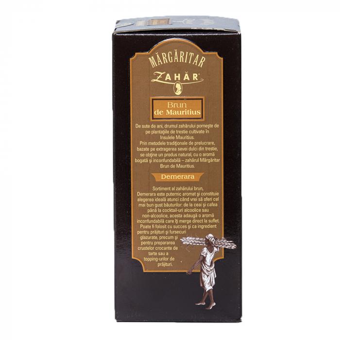 Mărgăritar - Zahăr brun de Mauritius - 1
