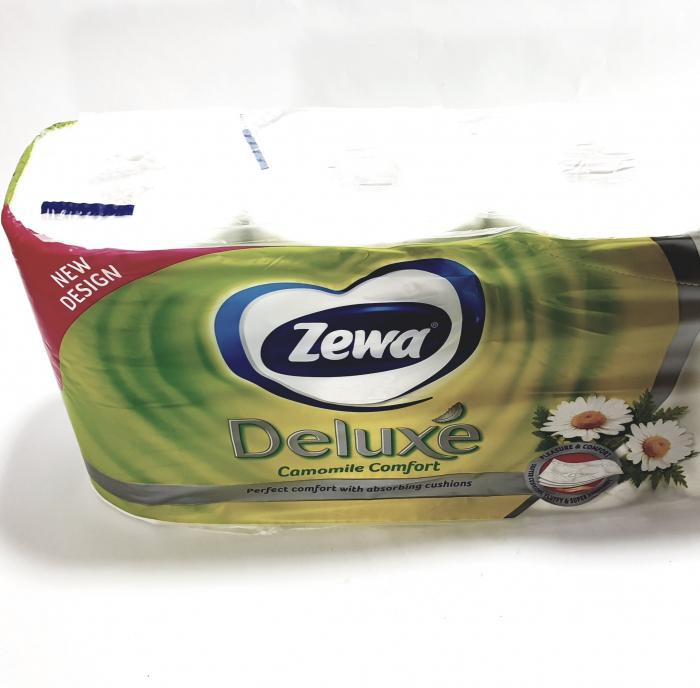 Hârtie igienică Zewa Deluxe Camomile Confort [0]