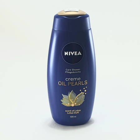 Nivea Creme Oil Pearls0