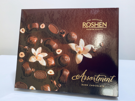 Roshen Assortment Dark Chocolate0