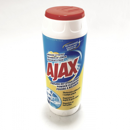 Ajax - praf pentru curățat -0