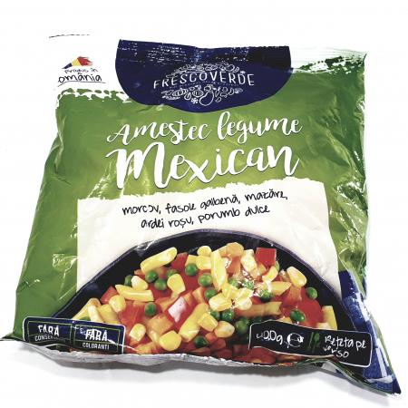 Frescoverde - Amestec de legume mexican -0