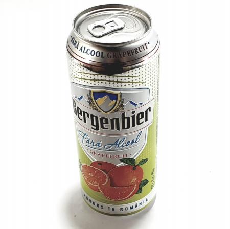 Bergenbier Fără Alcool - Grapefruit -0