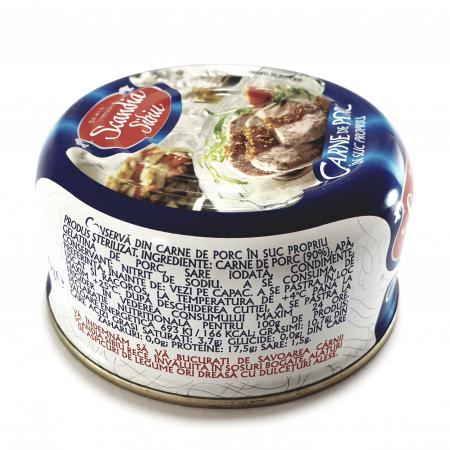 Scandia Sibiu - Carne de porc în suc propriu - [1]