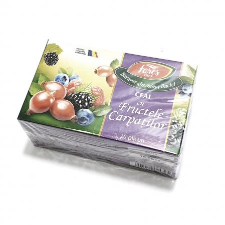 Fares - Ceai cu Fructele Carpaților0