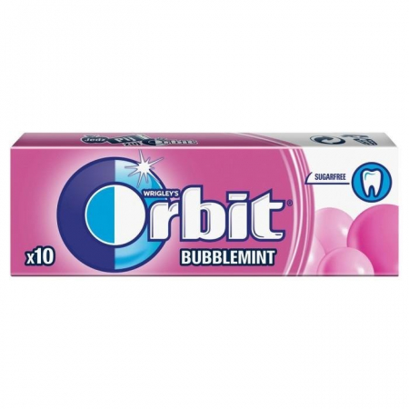 Orbit bubblemint0
