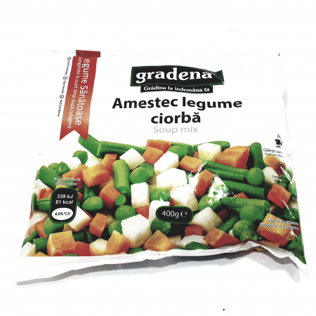 Gardena - Amestec de legume pentru ciorbă -0