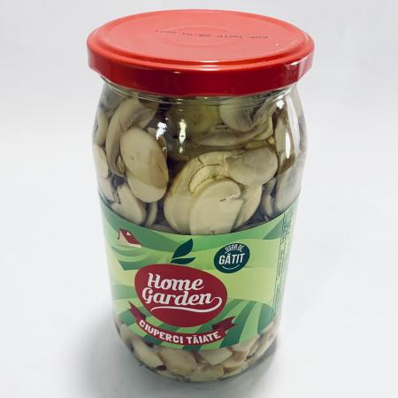 Home Garden - Ciuperci tăiate -0