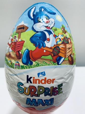 Kinder Surprise Maxi pentru băieți0