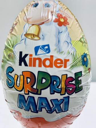 Kinder Surprise Maxi2