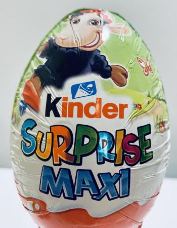 Kinder Surprise Maxi3