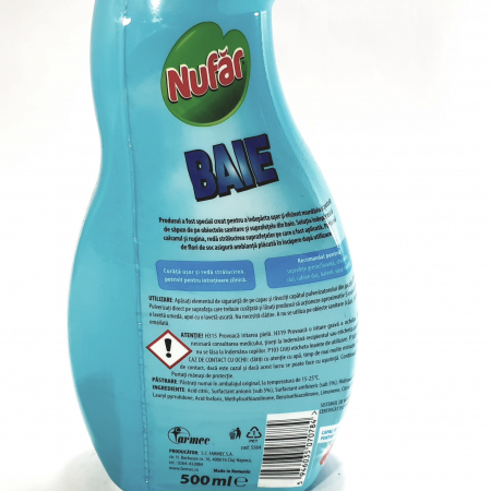 Detergent Nufăr pentru baie1