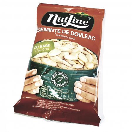 Nutline - Semințe de dovleac cu sare - [0]