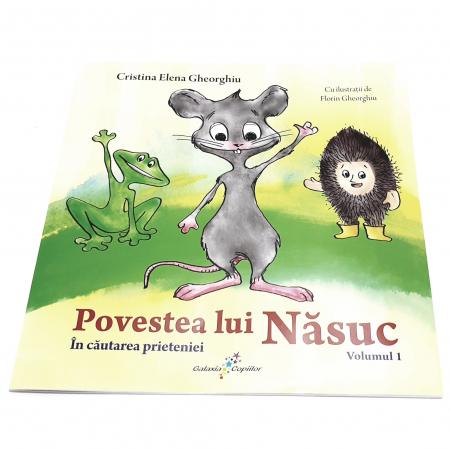 Povestea lui Năsuc în căutarea prieteniei0