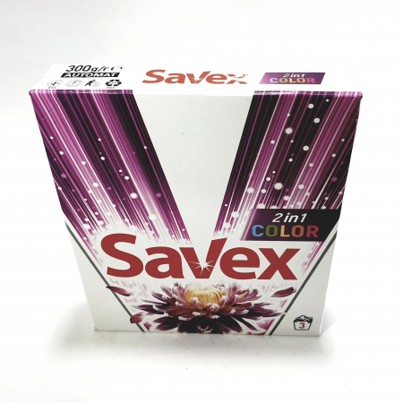 Detergent Savex 2 in 1 Color0