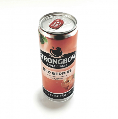Strongbow - Red Berries -0