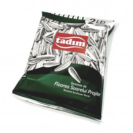 Semințe de floarea soarelui prăjite  - Tadim - 60 g0