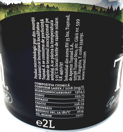 Tușnad apă minerală - 2 l [1]