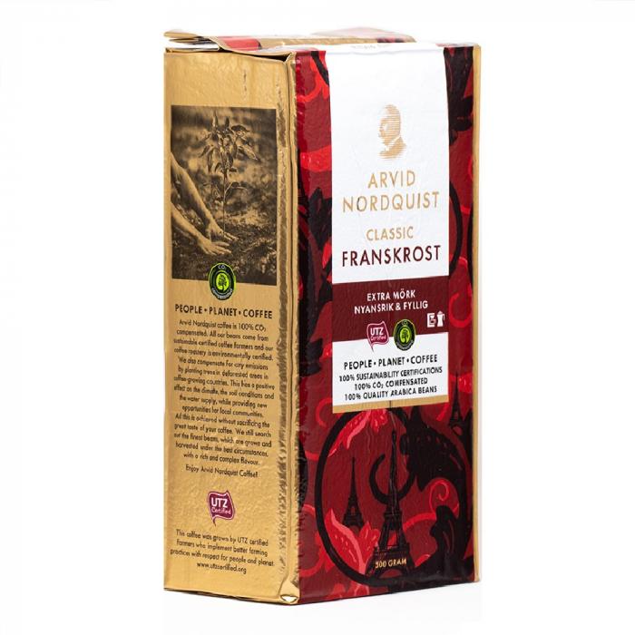 Arvid Nordquist Franskrost cafea macinata 500g 1