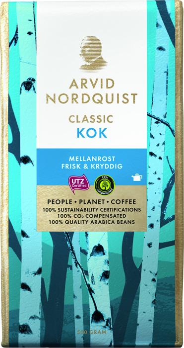Arvid Nordquist Kok cafea macinata 500g 3