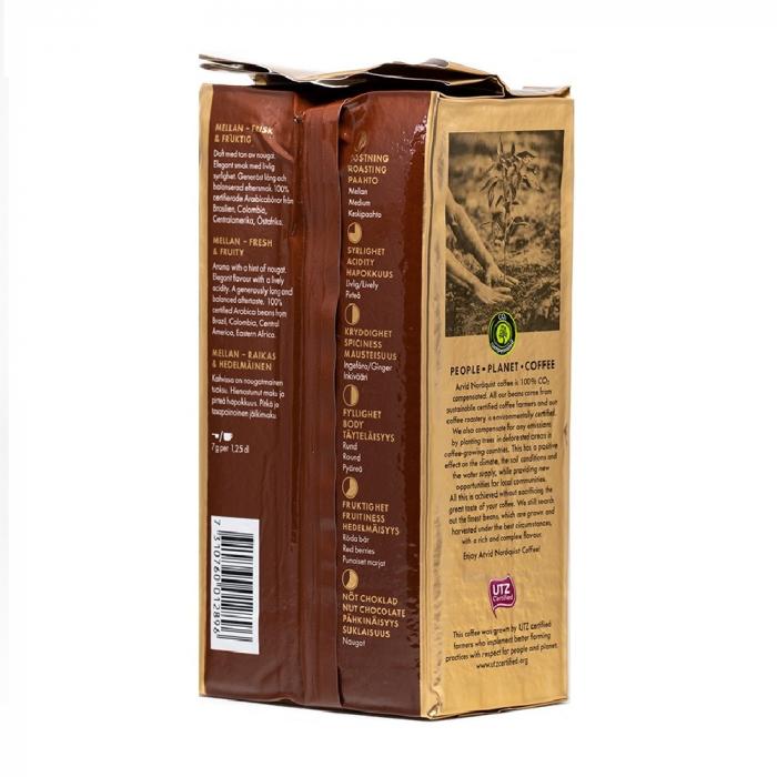 Arvid Nordquist Mellan cafea macinata 500g 2