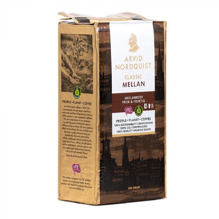 Arvid Nordquist Mellan cafea macinata 500g 1
