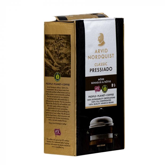 Arvid Nordquist Pressiado cafea macinata 500g 1