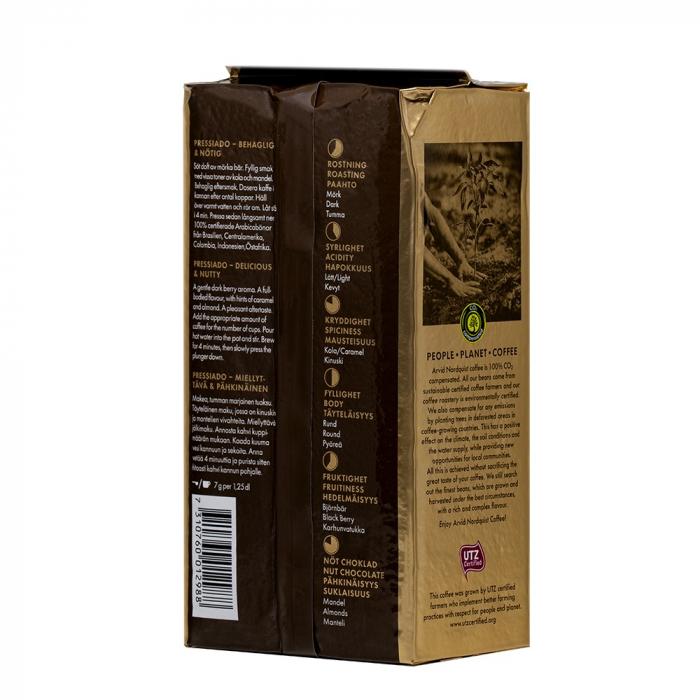 Arvid Nordquist Pressiado cafea macinata 500g 2