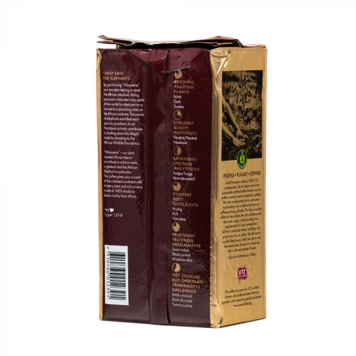 Arvid Nordquist Wanyama cafea macinata 500g 2
