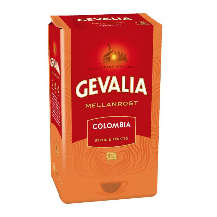 Gevalia Colombia cafea macinata 425g 0