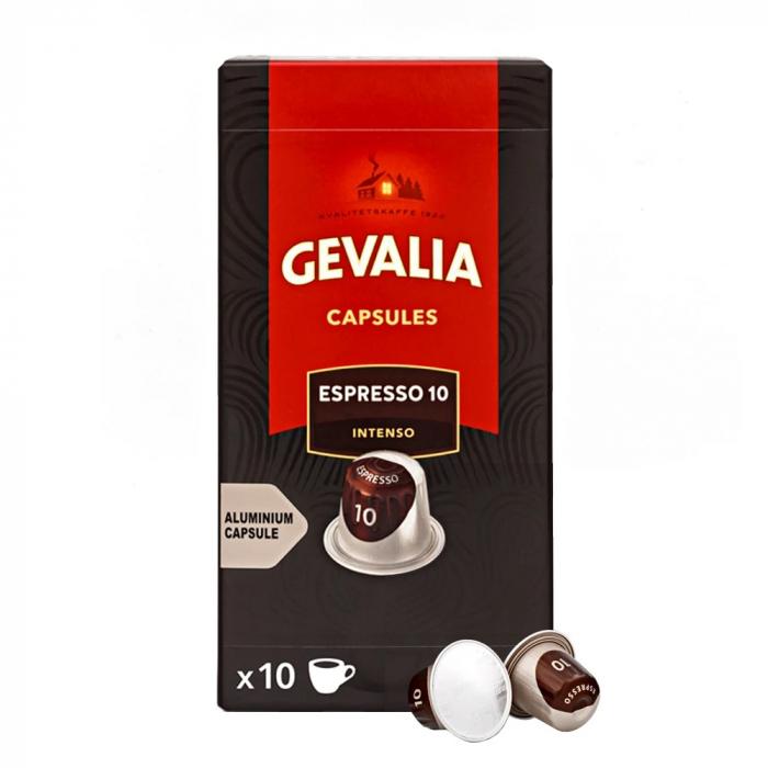 Cafea Gevalia Espresso 10, capsule Nespresso [0]