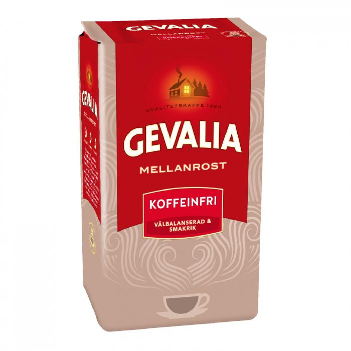 Gevalia Koffeinfri cafea macinata 425g 0