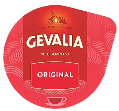 Cafea Gevalia Mellanrost Original, 16 capsule 1
