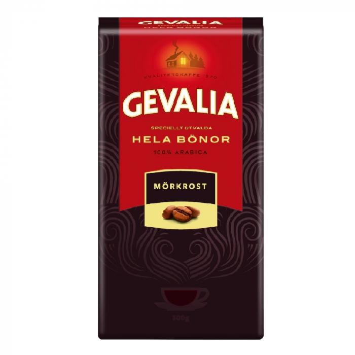 Gevalia Morkrost cafea boabe 500g 0