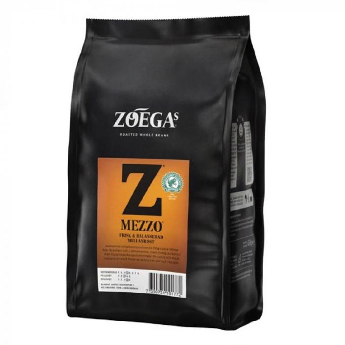 Zoegas Mezzo cafea boabe 450g 0
