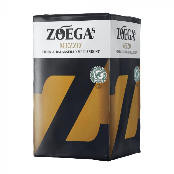 Zoegas Mezzo cafea macinata 450g 0
