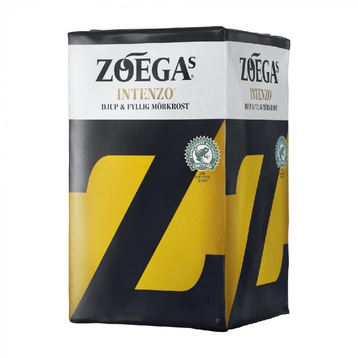 Zoegas Intenzo cafea macinata 450g 0