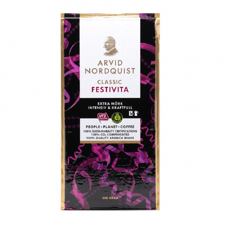 Arvid Nordquist Festivita cafea macinata 500g0