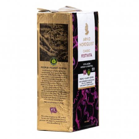 Arvid Nordquist Festivita cafea macinata 500g1