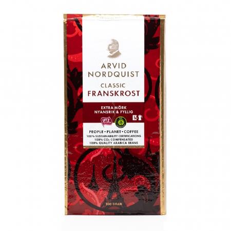 Arvid Nordquist Franskrost cafea macinata 500g0