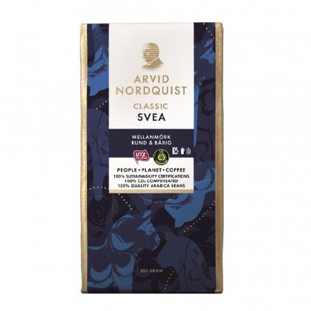 Arvid Nordquist Svea cafea macinata 500g0