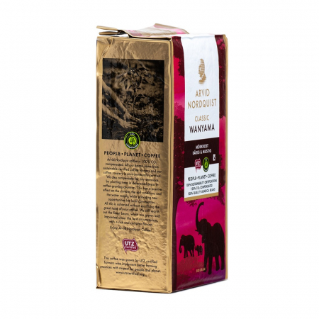 Arvid Nordquist Wanyama cafea macinata 500g1